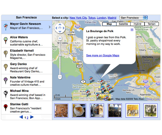 Scope Out Your Facebook Friends' Locations on Google Maps