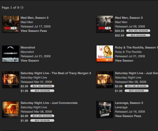 Watch Shows or Films on Your iTunes, iPod Touch or iPhone