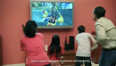Nintendo's New Wii Sports Resort Commercial