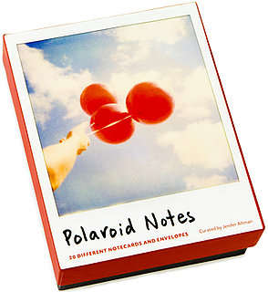 Polaroid Notecards and Envelopes on Sale From Fred Flare