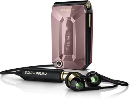 Mobilni za žene Dolce-Gabbana-Sony-Ericsson-Others-Make-Cell-Phones-Meant-Women