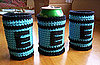 Mega Man Can Knitted Koozies From Etsy