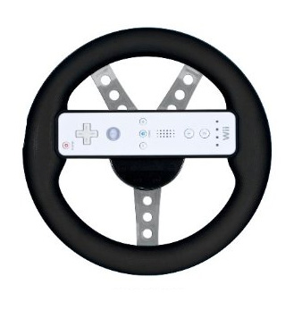 Rumble Wheels For the Wii Are Now Available to Purchase