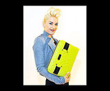 Gwen Gives Us a Peek at Her New L.A.M.B. Laptop Sleeve