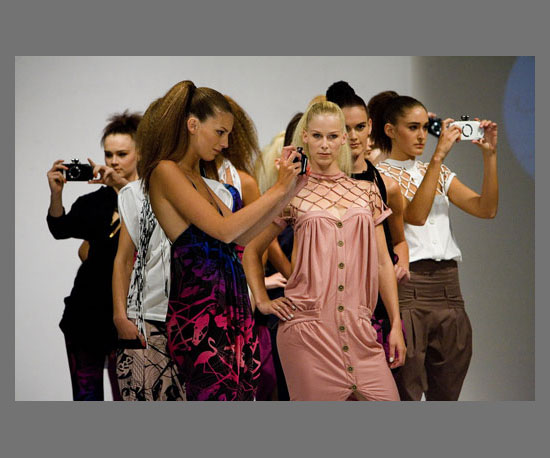 Sony's PSP: A Must Have at Amsterdam's Fashion Week
