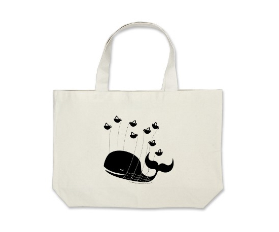 Fail Whale Tote Bag