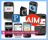 Awesome Free Apps For Your BlackBerry