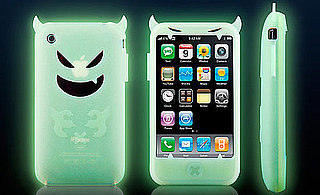 Photos of the Glow-in-the-Dark Demon iPhone Case and Angel Case