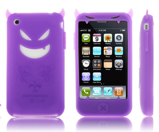 Photos of the Demon iPhone Case