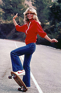 FabSugar Slideshow of Farrah Fawcett's Life and Outfits