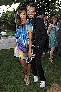 Celebrities and Models Attend the Annual Serpentine Gallery Summer Party