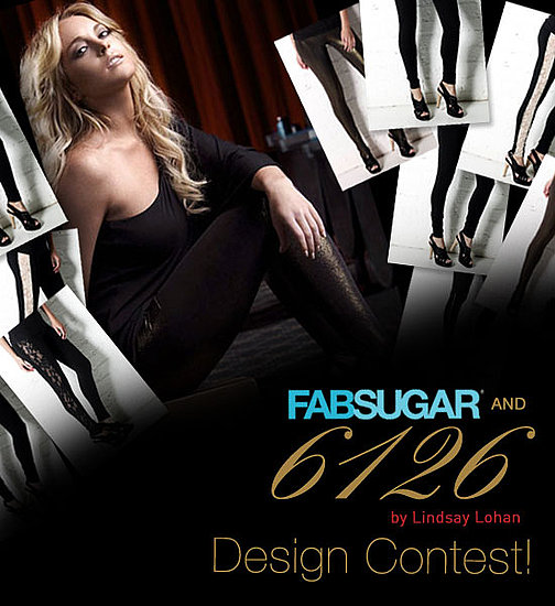 FabSugar and Lindsay Lohan's 6126 Leggings Design Contest
