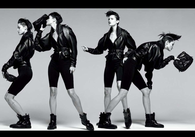Look Book Love: Alexander Wang, Fall '09