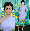 Selena Gomez at the Teen Choice Awards