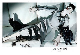 Lanvin 2009 Fall/Winter Ad Campaign