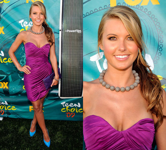 Teen Choice Awards: Audrina Patridge