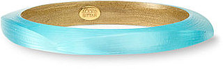 Fab Finger Discount: Alexis Bittar Lucite Square Bangle
