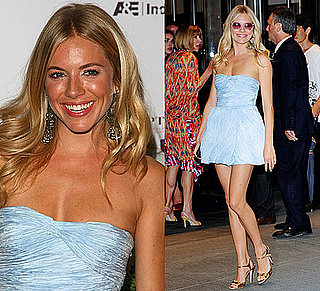 Photo of Sienna Miller Wearing Thakoon Dress to The September Issue Movie Premiere in NYC