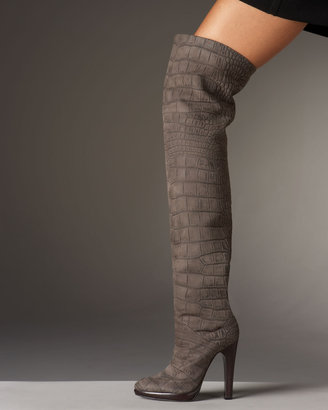 Trend Alert: Over-the-Knee Boots