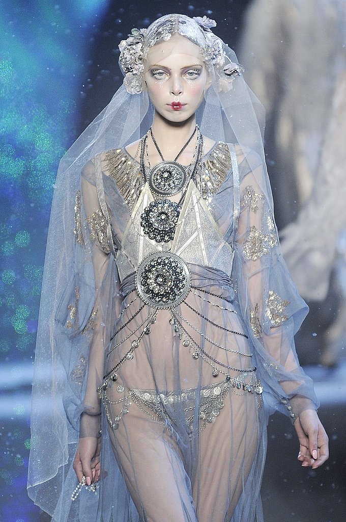 John Galliano's Russian-Balkan Princess