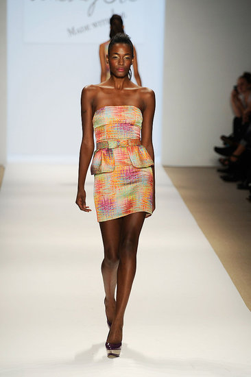 2010 Spring New York Fashion Week: Whitney Eve Gallery