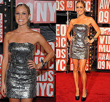 Kristin Cavallari at the MTV Video Music Awards Red Carpet