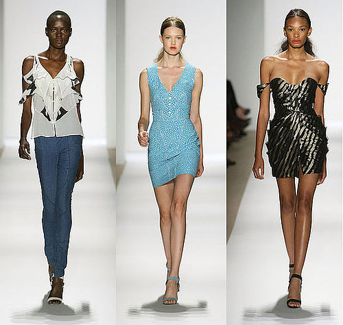 Photos of Brian Reyes's 2010 Spring New York Fashion Week Show