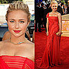 Photo of Hayden Panettiere on the Emmy Awards Red Carpet