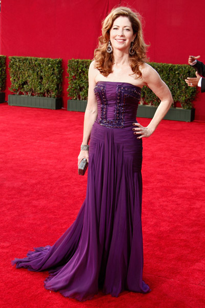2009 Primetime Emmy Awards Trend: Purple Majesty
