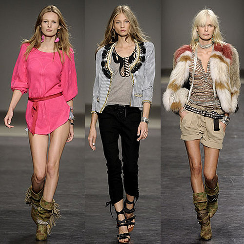 Photos From Isabel Marant&#039;s Spring 2010 Collection