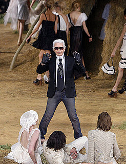 Photos From Chanel's Spring 2010 Collection