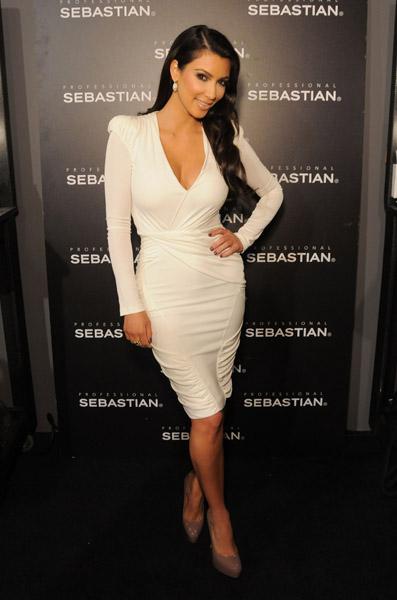 Kim Kardashian in Altuzarra