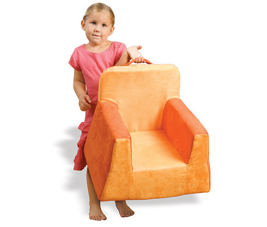 P'Kolino Little Reader Soft Chair