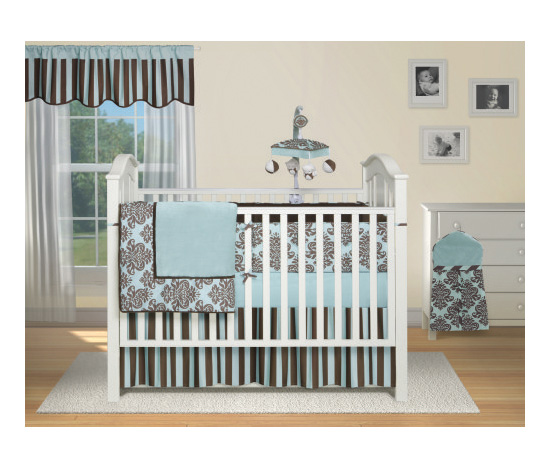 Bailey Crib Set