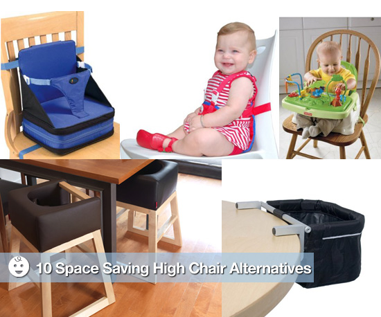 High Chair Alternatives