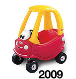2009 30th Anniversary Cozy Coupe