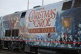 Disney's A Christmas Carol Train Tour!