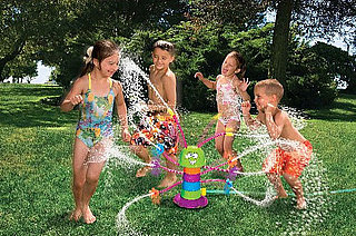 Wee Ones Are Gonna Get Wet: Summer Sprinklers