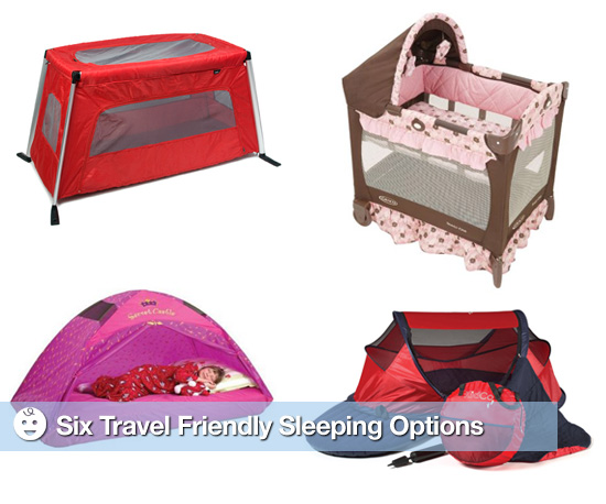 Travel Cribs or Tents for Children