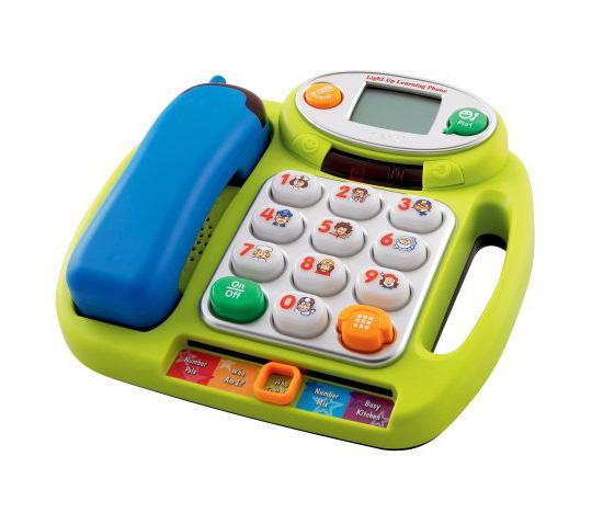 Light-Up Learning Phone