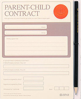Parent/Child Contracts