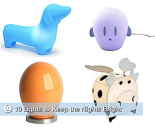 Nightlights for Baby and Kid Rooms