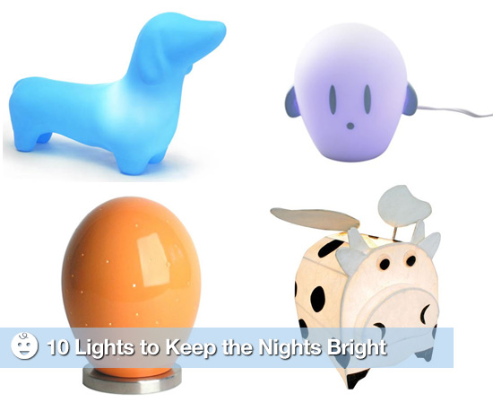 10 Lights to Keep the Nights Bright