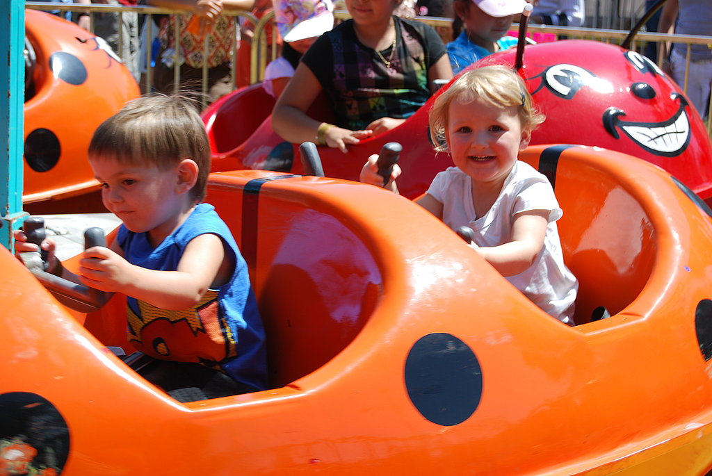 The Ladybug Ride