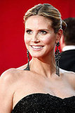 Heidi Klum at Emmy Awards