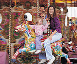 First Merry-Go-Round Ride