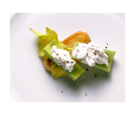Celery With Cream Cheese