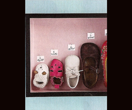 Old Baby Shoes