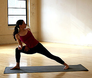 Yoga Pose of the Week: Twisting Extended Side Angle