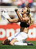 Photo of Brandi Chastain in Sports Bra